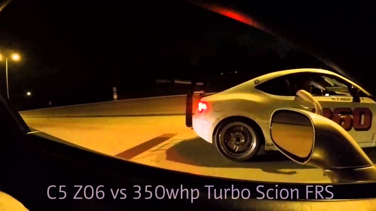 C5 Z06 Vs Turbo Scion Frs 300hp Focus St And 5 0 Mustang Gt Sn95