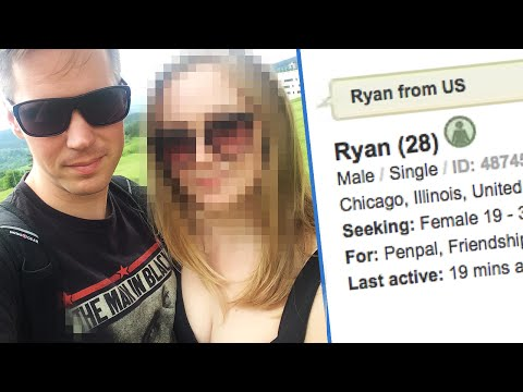 I Joined a Russian Dating Site - See how it ended [Kult Amer