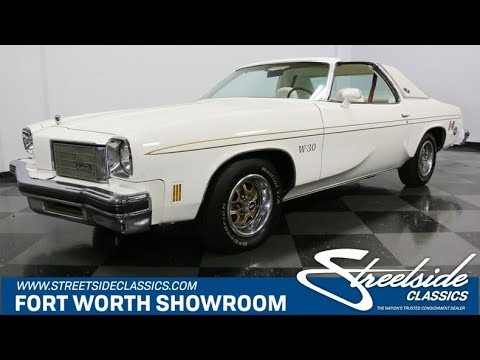 1975 Oldsmobile Cutlass Hurst/Olds for sale | 3187 DFW