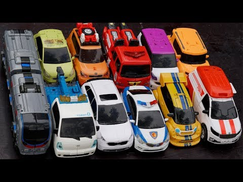 Tobot Robot Episode - Giant Car Adventure, Athlon Evolution Truck Mainan Toys