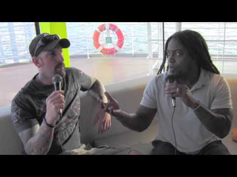 Sevendust Talk to Loudwire on 2012 Shiprocked Cruise
