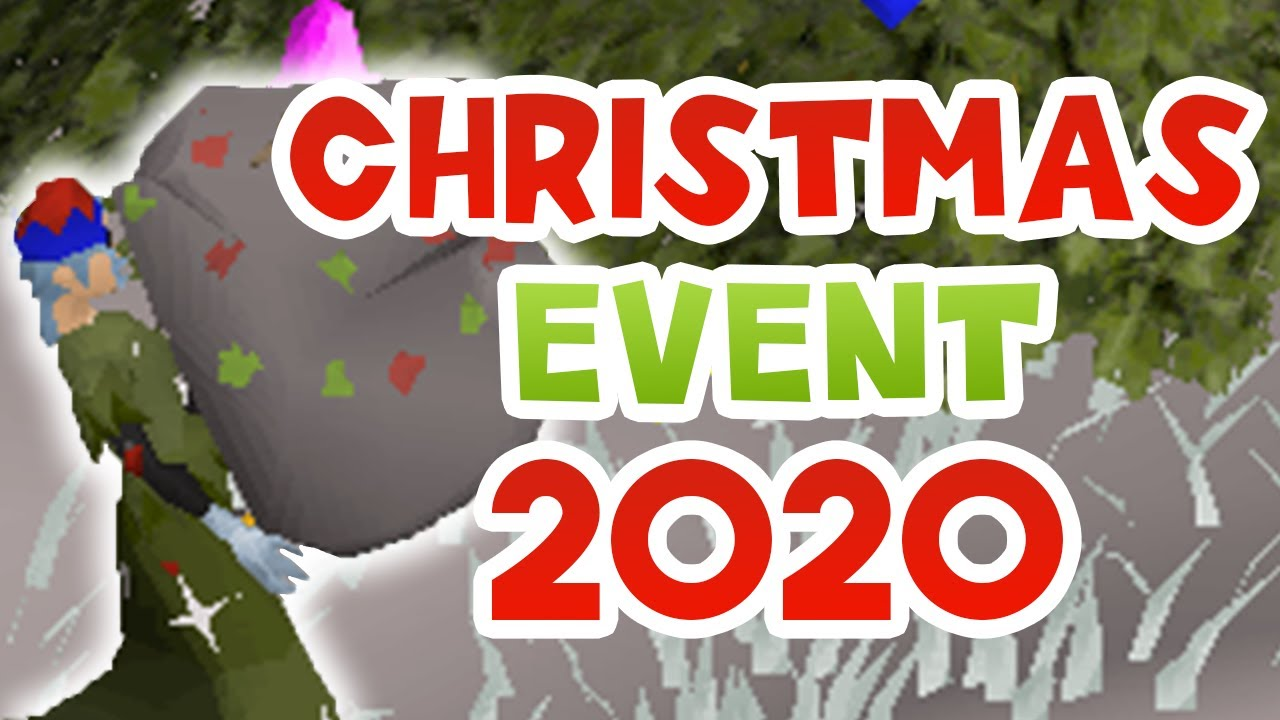 OSRS Christmas Event 2020 (Very Easy Guide)   YouTube