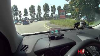 Garmin HUD Head up display review da HDmotori.it