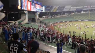 2017年7月27日 埼玉西武ライオンズvsオリックス・バファローズ メットラ...