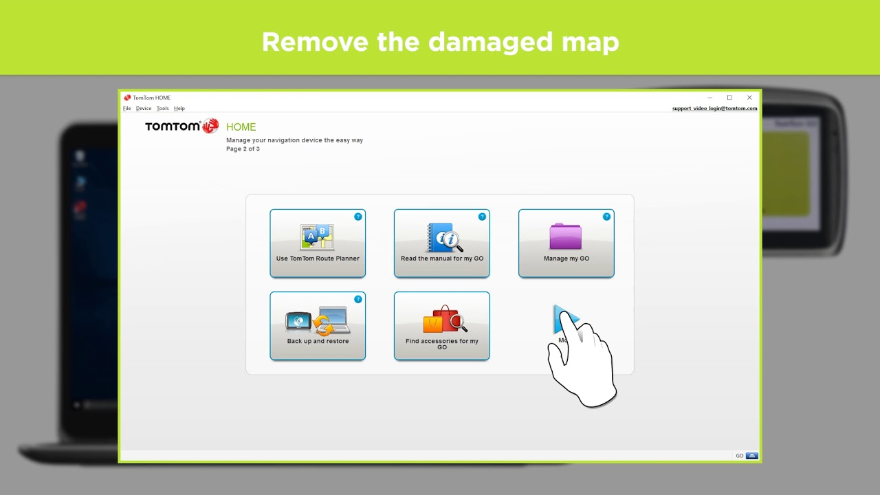 download install tomtom home software free
