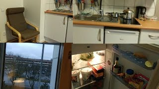 My apartment tour in Sweden