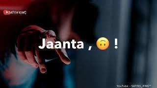 Sir Jhukaye Mai Sochta Hu Whatsapp Status, new hindi music Ringtone 2019 Punjabi Ringtone Love Stats