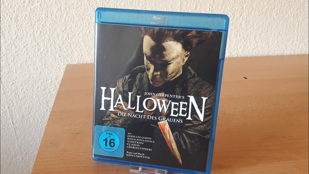 Download Halloween 1978 Blu-ray Marketing Films Unboxing