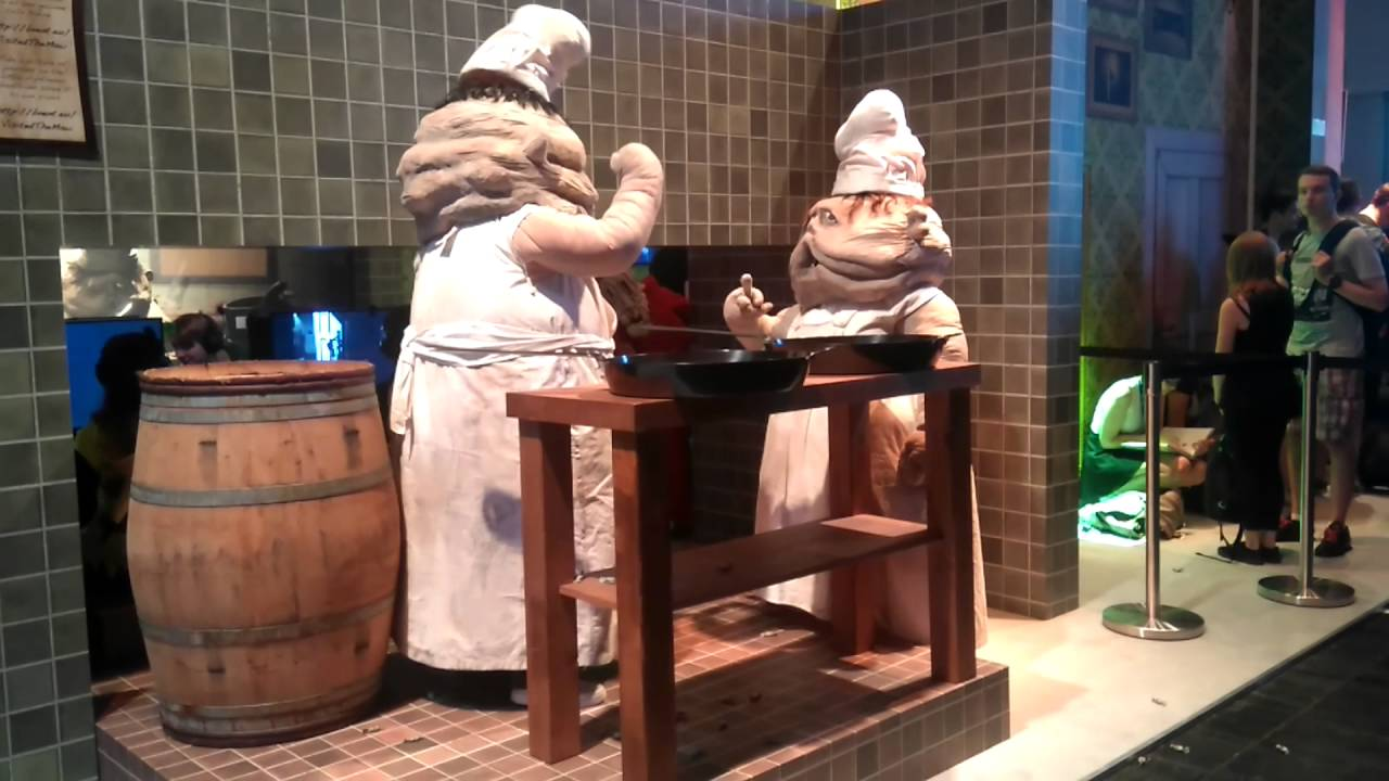 Cute Chef Wallpaper Little Nightmares Live Action Gamescom2016 Youtube
