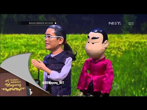 Legenda Ikan Patin - Bukan Sekedar Wayang 11 November 2015