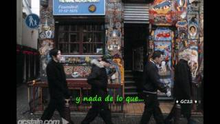 Good Charlotte - Ghost of You - Español- HD -Sesión Fotográfica