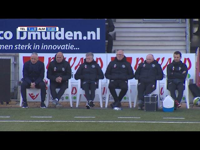 Samenvatting: SC Telstar - Almere City FC (4-0)