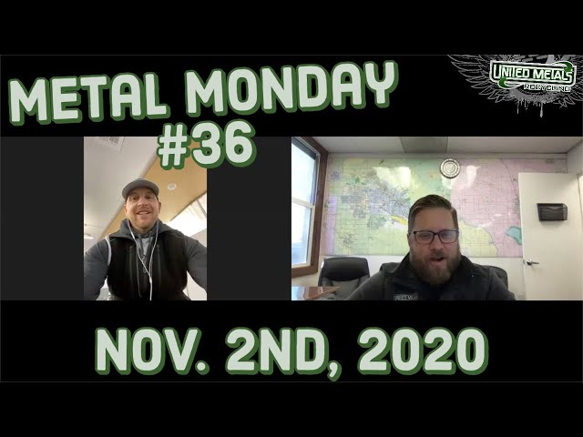 Metal Monday #36 with Nick and Brett