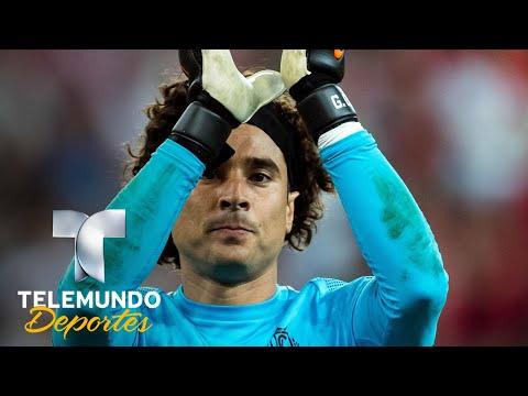 Guillermo Ochoa la arruina a lo Karius pero todavía lo quieren | Más Fútbol | Telemundo Deportes