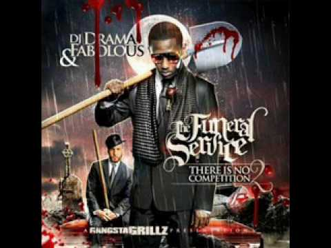Fabolous Ft. Kobe,Paul Cain,Red Cafe,Willie The Kid - Funeral Service Music (No Competition 2)