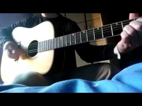 Fame - Irene Cara - Acoustic Guitar Cover