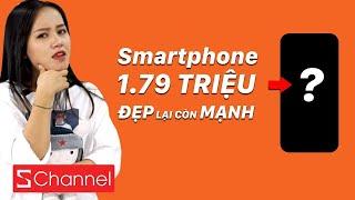 Không thể tin được smartphone GIÁ 1.79 TRIỆU lại đẹp và mạnh như thế này! thumbnail