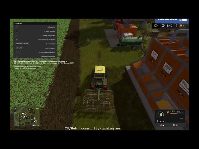 Direkt wieder am Grubbern | Folge #223 | Let's Play Landwirtschafts Simulator 2017