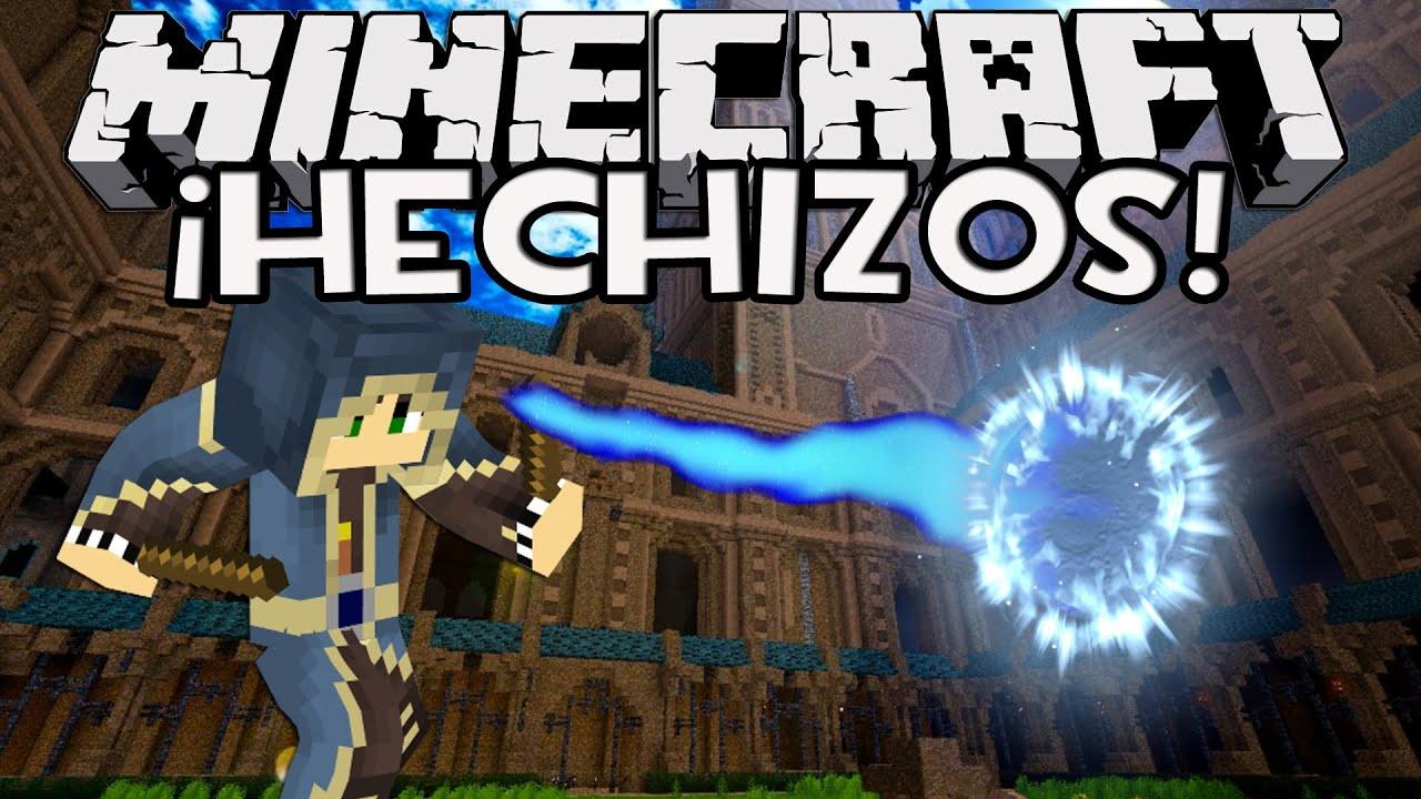Minecraft hechizos sin mods con solo un comando trucos - Decoraciones para minecraft sin mods ...