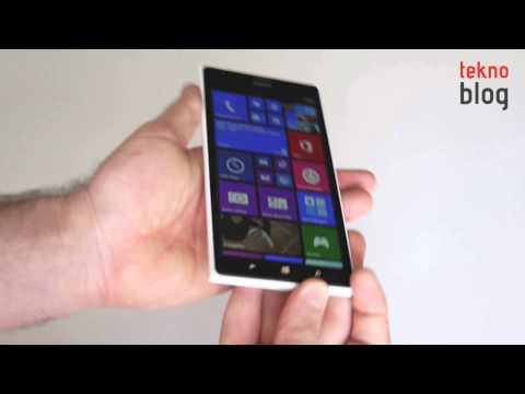 Nokia Lumia 1520 Ön İnceleme
