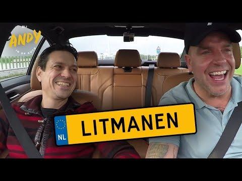 Jari Litmanen - Bij Andy in de auto