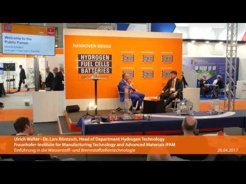 Einführung in die Wasserstoff- und Brennstoffzellentechnologie
