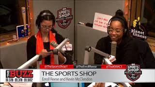 The Sports Shop crew on Steph Curry not believing man landed on the moon!