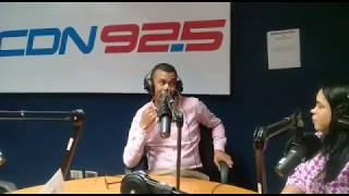 Importancia de la Administración en el Emprendimiento, Alexi Martinez, CDN RADIO 92.5