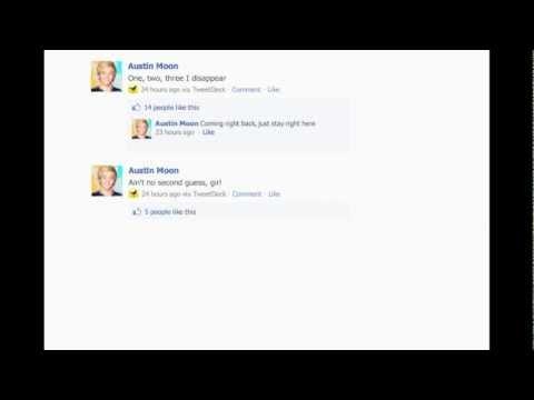 Austin & Ally - Illusion Lyric Video (HD)