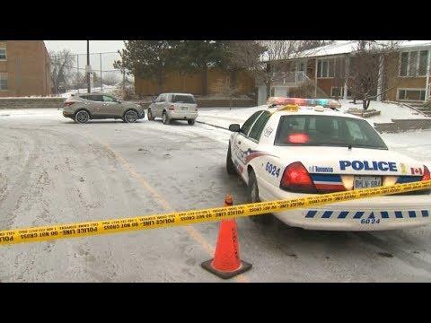 Girl dies after being pinned between cars