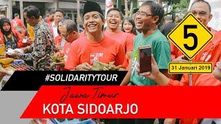 #SolidarityTour JAWA TIMUR - Kota Sidoarjo