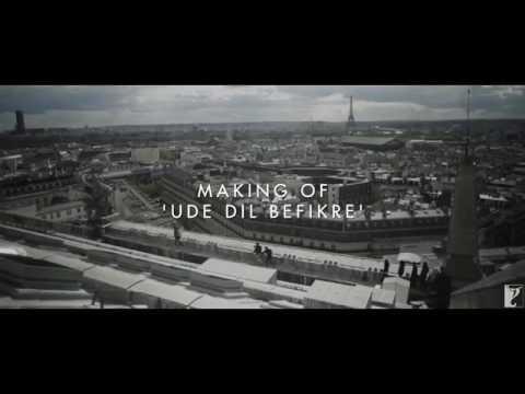 Making of 'ude dil befikre' full song yrf