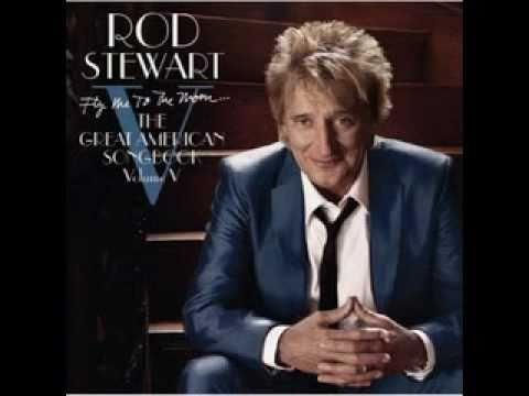 Rod Stewart - Sunny Side Of The Street