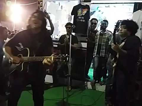 Tanmoy da Performing '' Kuttar Bachchar...