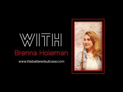Travel Blogger Interview - Brenna Holeman