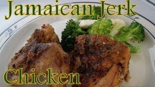 Atkins Diet Recipes: Low Carb Jamaican Jerk Chicken (if)