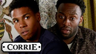 James is Forced to File a Complaint About Being Racially Profiled by The Police | Coronation Street