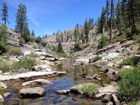 Exploring California:  The Clavey River