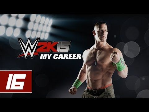 "WWE 2K15 (Next Gen) - My Career - Let's Play - Part 16 - ""Intercontinental Championship Match"""