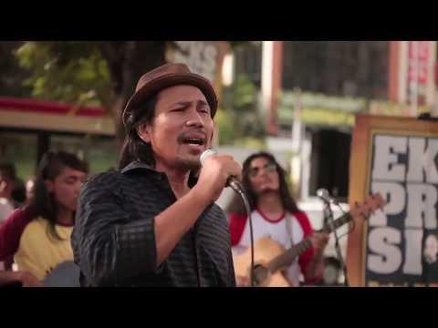 Dato M. Nasir Live Busker Tepi Jalanan