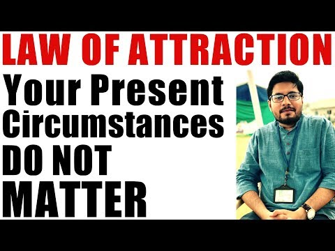 MANIFESTATION #50: Attracting Abundance Under Any Circumstances - How to Use Law of Attraction