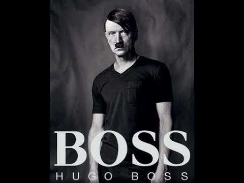 Hugo Boss Maker Of Nazi Uniforms Member Of The Ss Youtube