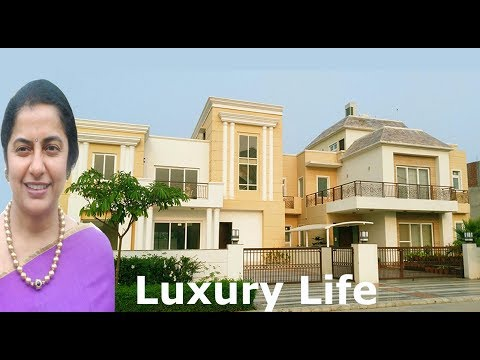 Suhasini Maniratnam Luxury Life | Net Worth | Salary | Business | Cars | House | Family | Biography