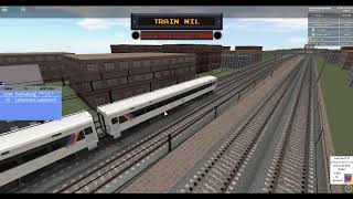 ROBLOX Stranded on the NJTransit Train