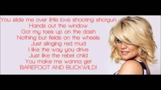 Lauren Alaina - Barefoot and Buckwild (Lyric Video)