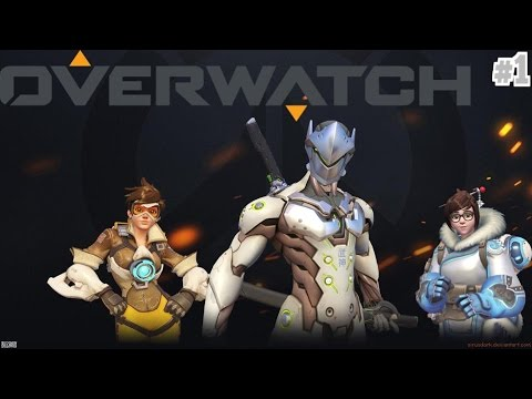 Overwatch #1 banta with friends