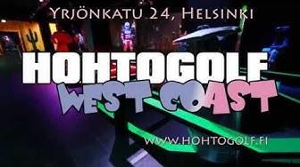 Hohtogolf West Coast Helsinki