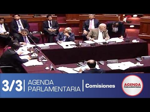 Parte 3/3 Comisión Lava Jato: Presentación de Édgar Ramírez Cadenillas y Gustavo Navarro
