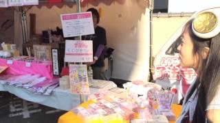 了法寺ラヂヲ52回目-その1『入口付近&ゲーム試験』いちょう祭り2013レポート