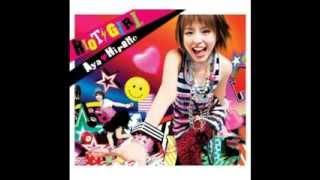 MonStar Aya Hirano 平野 綾 Album: Riot girl.